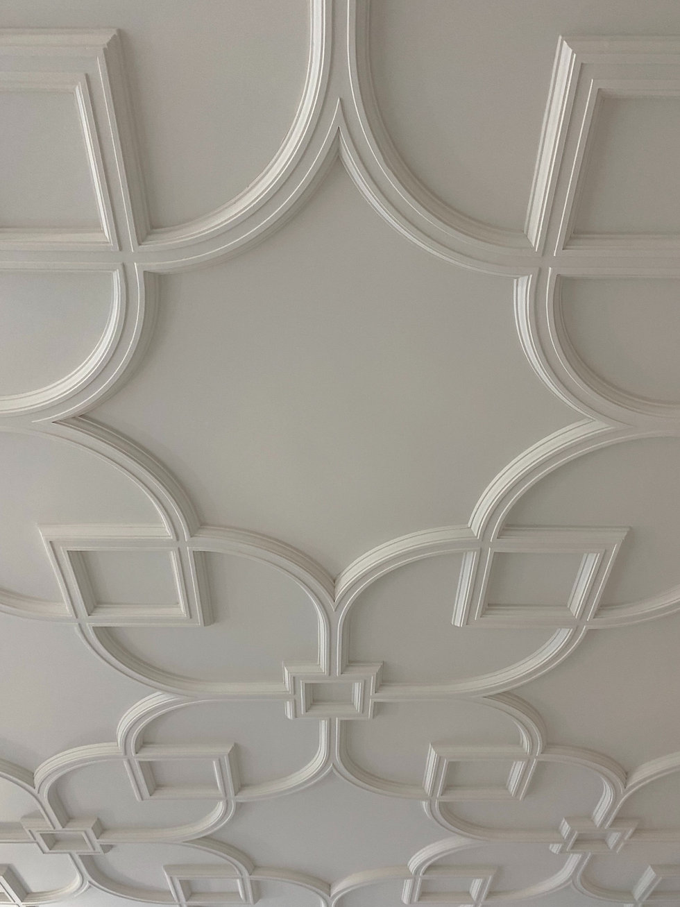 Cornice London Bespoke Fibrous plasterwork gallery