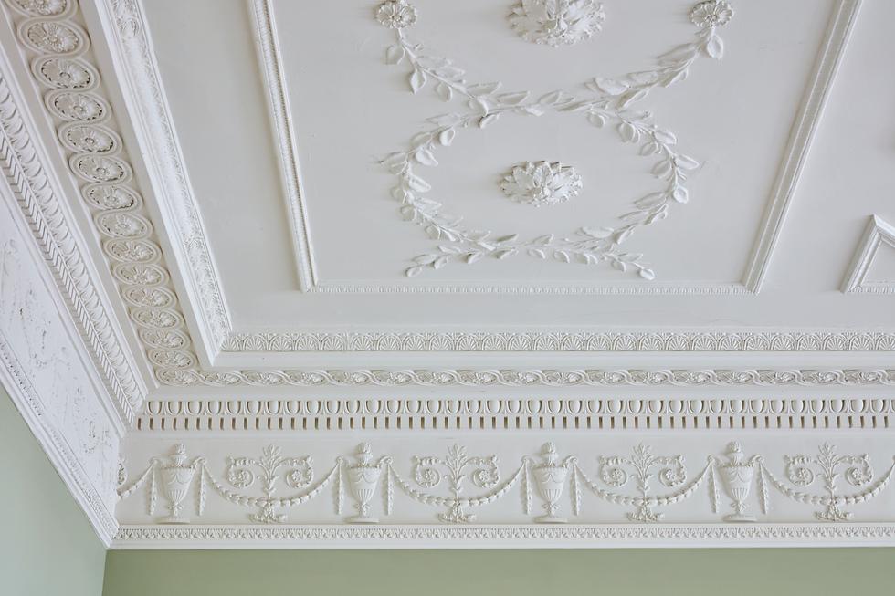 Cornice London Ornate Ceiling Restoration  service
