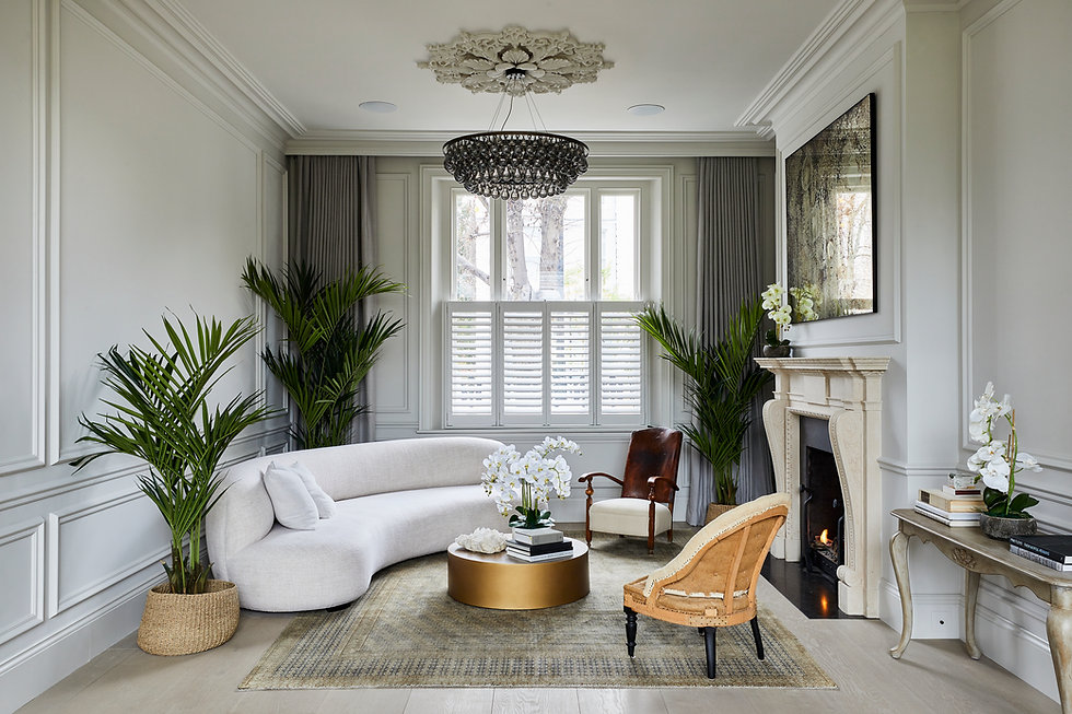 Cornice London Residential Fibrous plasterwork gallery
