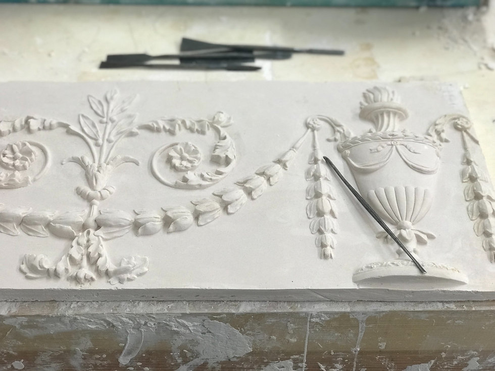 Cornice London Ornate Ceiling Restoration modelling service