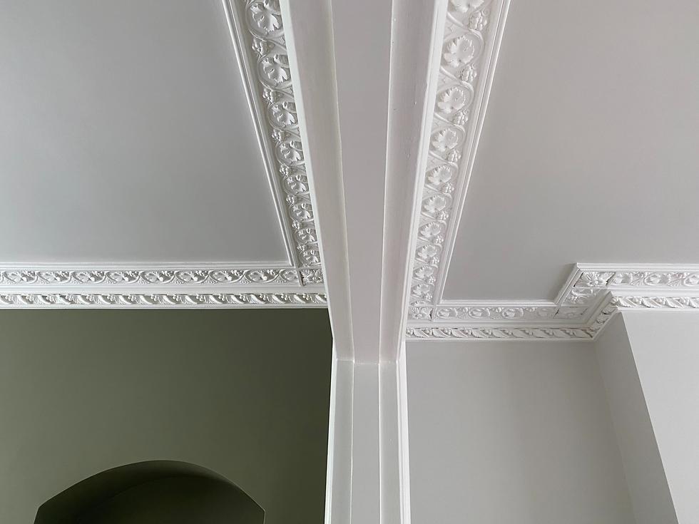 Cornice London plaster cornice matching service