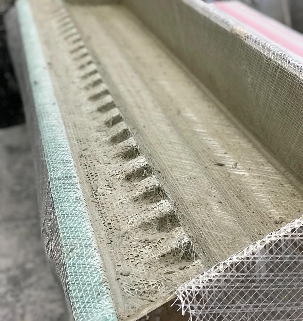 Cornice London Exterior mouldings manufacture service
