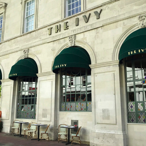 RESTAURANT - THE IVY