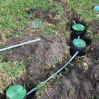 Pumps irrigation system repair
