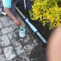 Smart sprinkler system