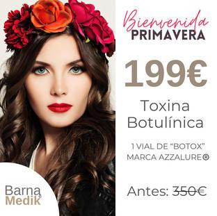Botox completo por 199€: 1 vial de Azzalure