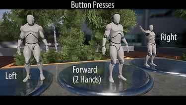 Game Animations (Journeyman 2017)