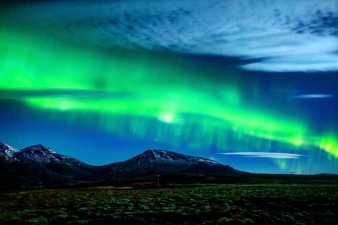 northern lights icealnd