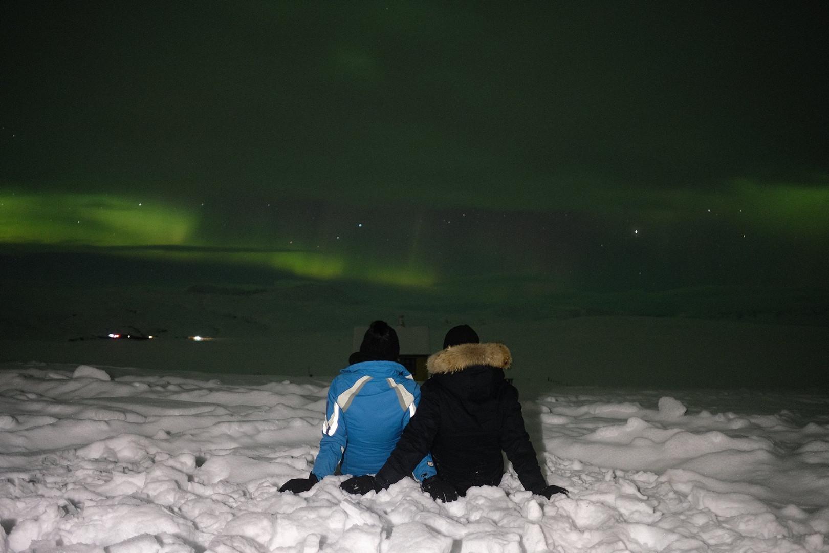 northern lights small group expiriance