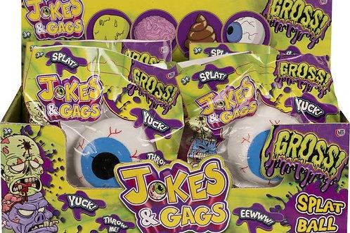 Jokes and Gags Splat Ball