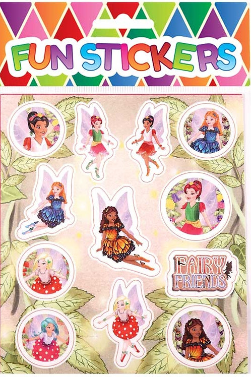 Fairy Fun Stickers