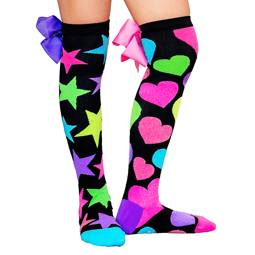 Glitter Socks with Bows Madmia Standard