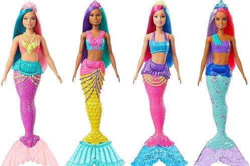 Barbie Dreamtopia mermaid dolls