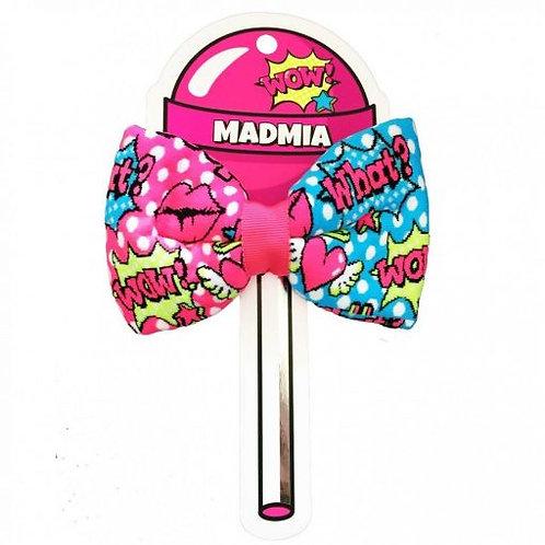 Madmia Pop Art Hair Bow
