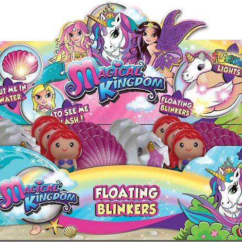 Magical Kingdom Floating Blinkers