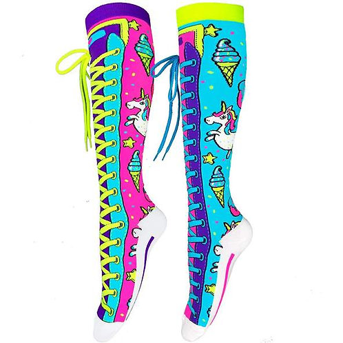 Madmia Unicorn Socks toddler and Standard
