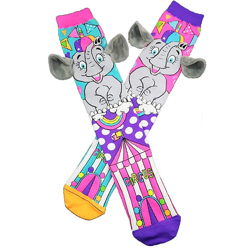 Madmia Elephant Socks Toddler and Standard