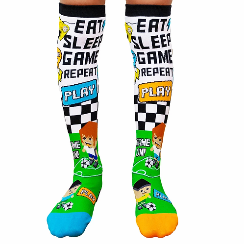 Game Madmia Socks Standard and Toddler