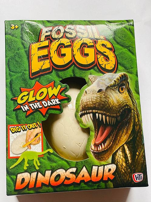 Dinosaur Fossil Egg