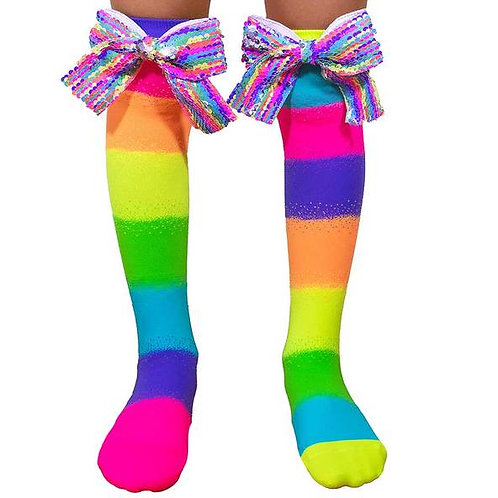 Bows to Toes Madmia Socks
