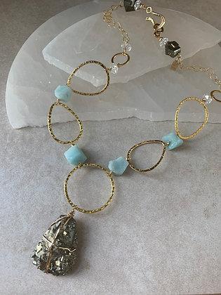 Peaceful Warrior Necklace