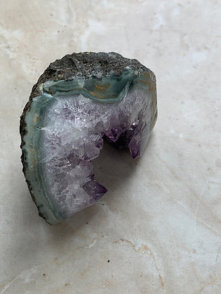 Amethyst - Large Geode