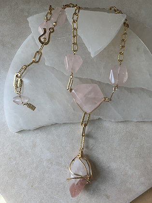 Transformation of the Heart Necklace