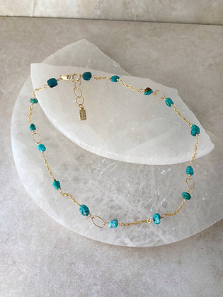 Turquoise Aeriella Necklace