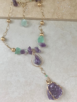 Inner Goddess Necklace