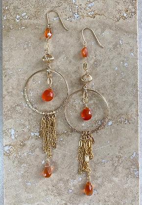 Creative Freedom Chandelier Earrings
