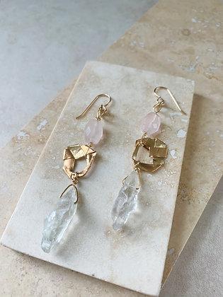 Light and Love Earrings