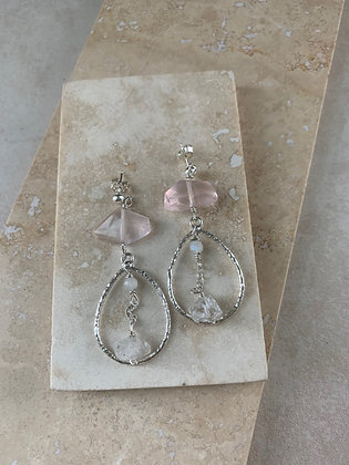 Angel of Love Earrings