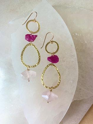 Goddess of Love Earrings