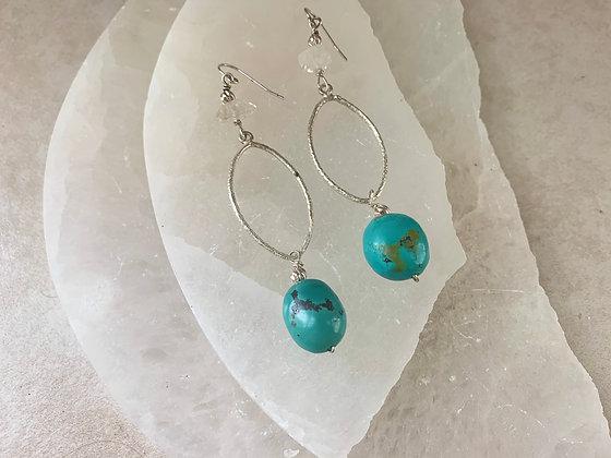 Sacred Voice Earrings