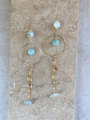 Peace Keeper Earrings