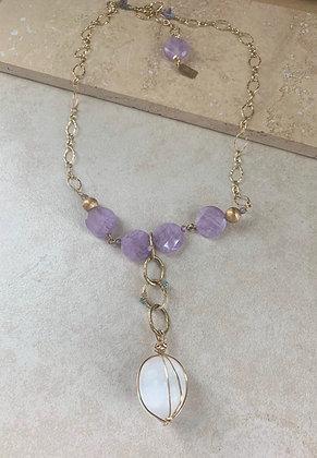 Priestess Peace Necklace