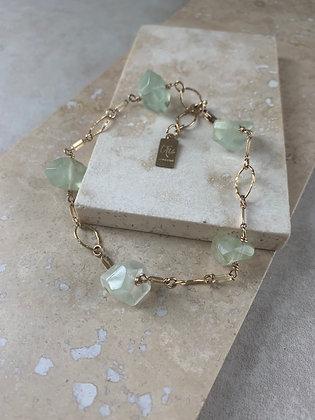 Prehnite Aeriella Bracelet