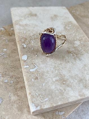 Intuit Crown Ring