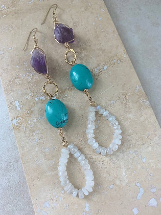 Intuitive Goddess Earrings