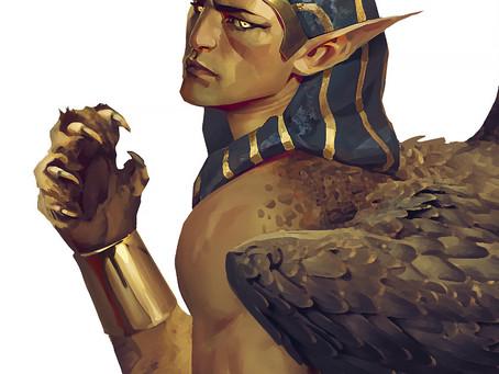 Fantastic Beast Profile:  Sphinx
