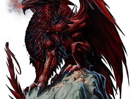Fantastic Beast Profile:  Infernal Dragon
