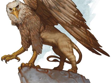 Fantastic Beast Profile:  Griffon