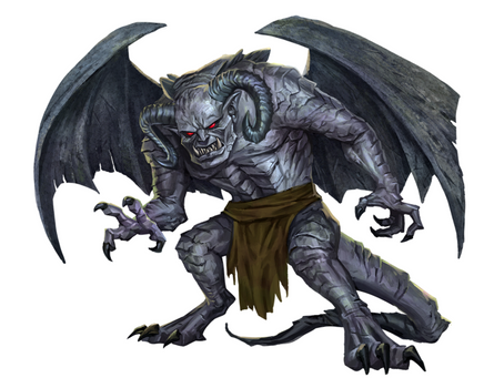 Fantastic Beast Profile:  Gargoyle