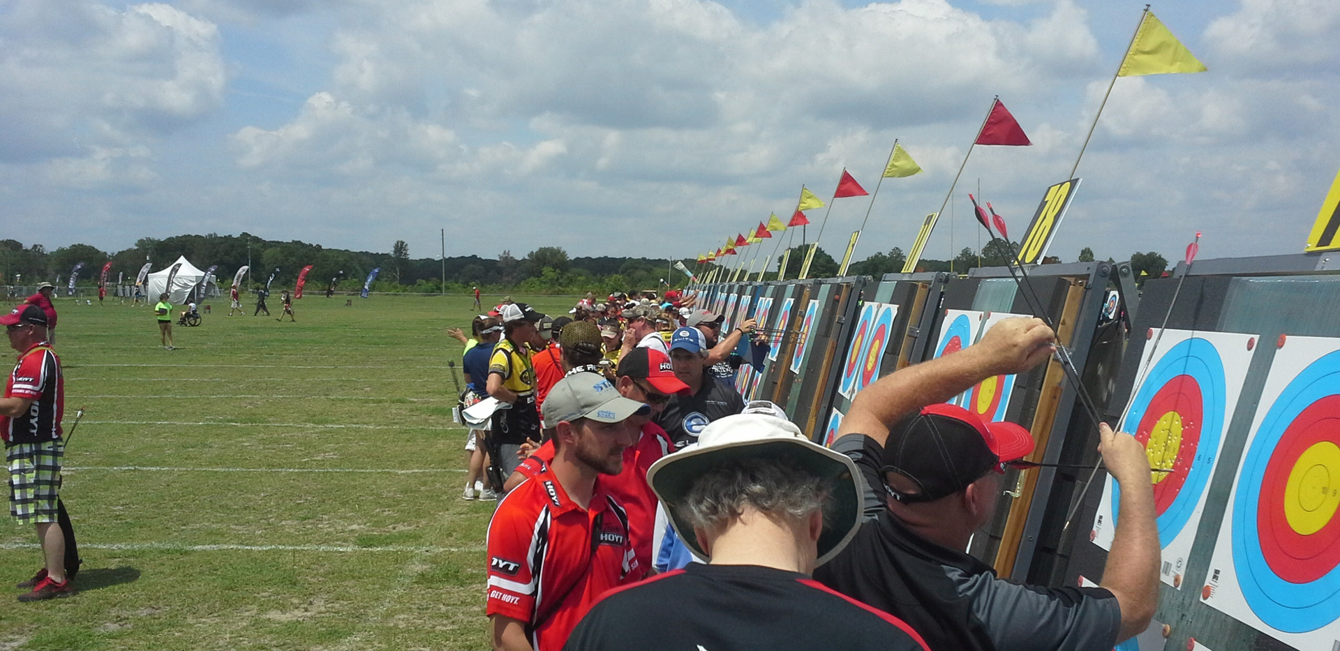 Tampa-Archery-School-at-2014-Gator Cup.j