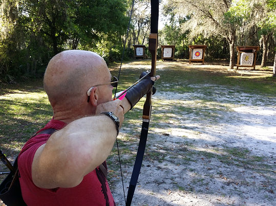 Archery classes in Tampa Bay