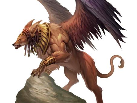 Fantastic Beast Profile:  Simurgh (Persian Griffin)