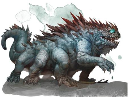 Fantastic Beast Profile:  Basilisk
