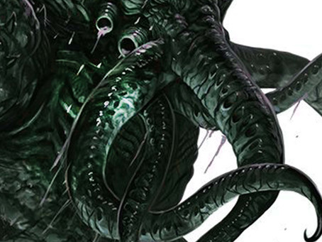 Fantastic Beast Profile:  Kraken