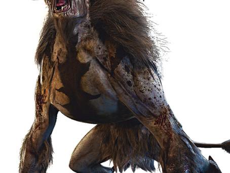 Fantastic Beast Profile:  Wendigo