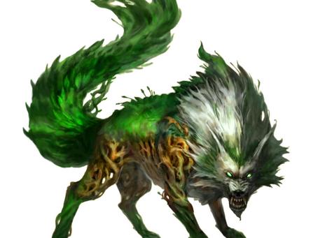 Fantastic Beast Profile:  Fenrir
